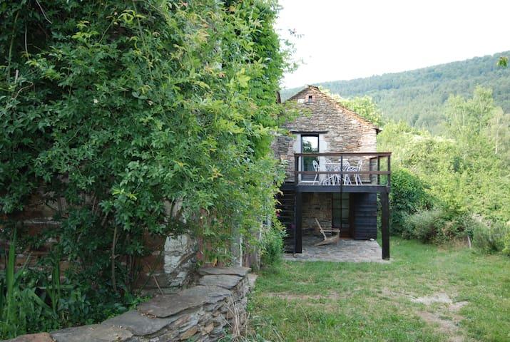 Le Pailler des Fourniéres - Ponteils-et-Brésis - Haus