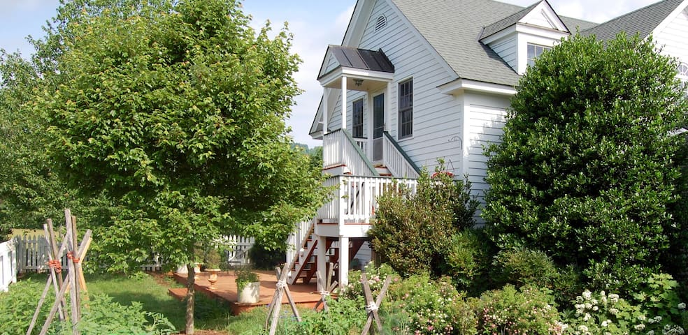 Chanticleer Wine Country Cottage - Gordonsville - Apartment