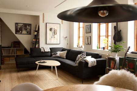 Lovely and super central apartment
