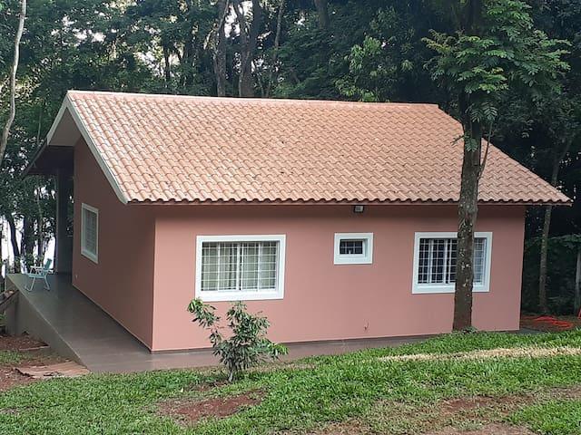 Casa de Campo Lago da Usina Mourão lazer e pesca