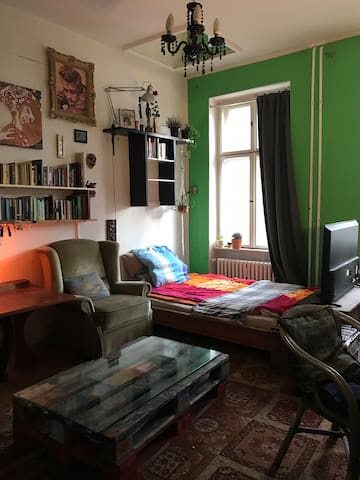Cozy pad in Neukölln