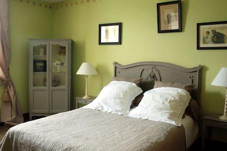 Chambres d'hôtes de charme verte - Bed & Breakfast