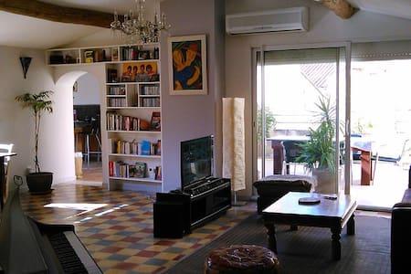Appartement de caractere - Tarascon - Leilighet