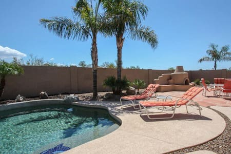 4 Bed Home near the Superstition 4 Peaks Mountains - Mesa