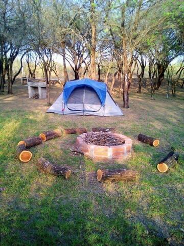 ''Rincón de Luna'' Lugar para Acampar.
