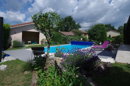 West Lyon 15 km from Lyon - Messimy - Bed & Breakfast