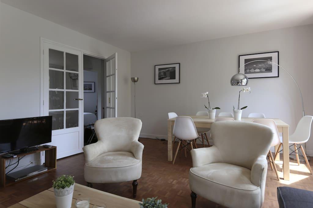close to paris porte de versailles apartments for rent in vanves le de france france. Black Bedroom Furniture Sets. Home Design Ideas