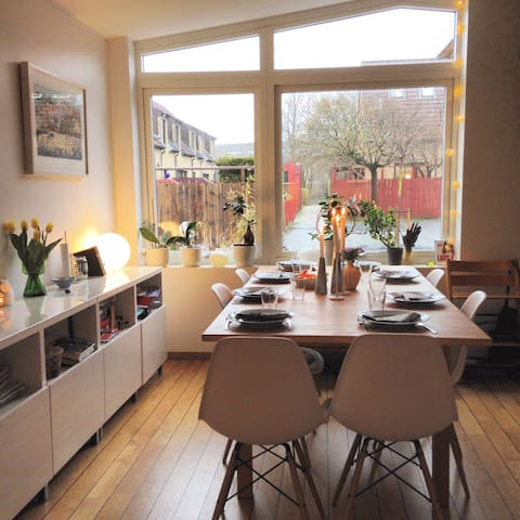 Terraced house in Lund North East - Lund - Ev