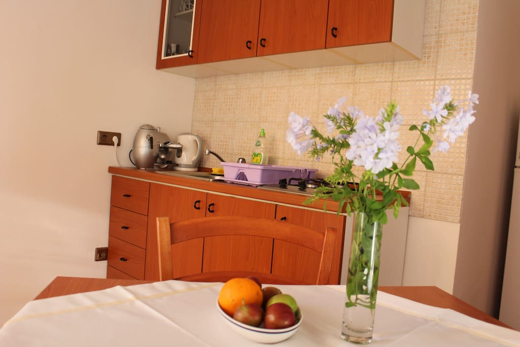Lovely kitchen fully equiped