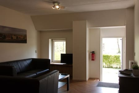 2C Appartement 4 pers aan Waddenzee - Paesens