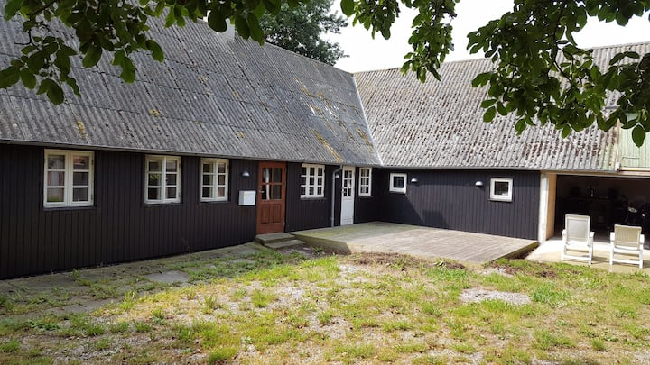 Hyggelig landsted på Strynø