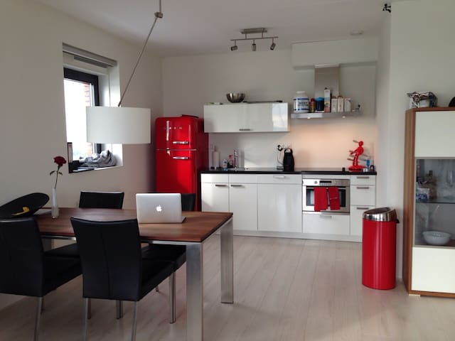 Comfy & spacious appartment in Utrecht - Utrecht