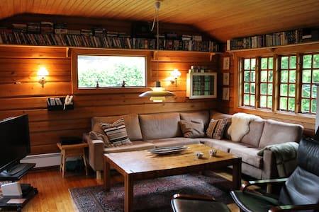 Cozy wooden cabin in Hornbæk - Hornbaek