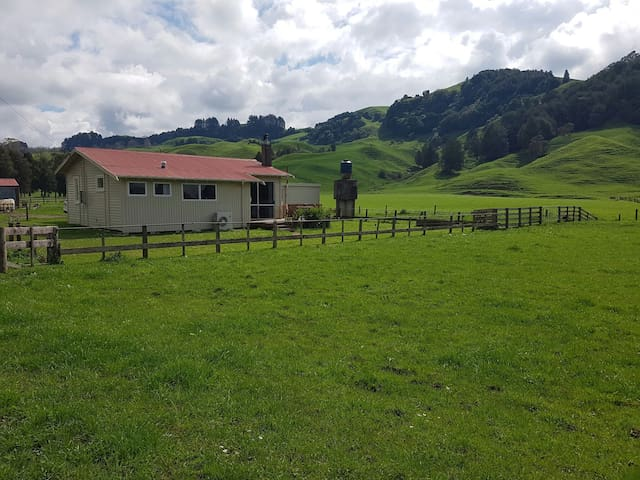 Farm Cottage on Waitomo Valley Rd. - Otorohanga - Talo