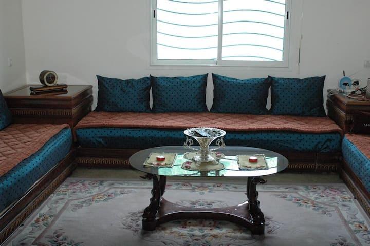 Charming Country house near Rabat