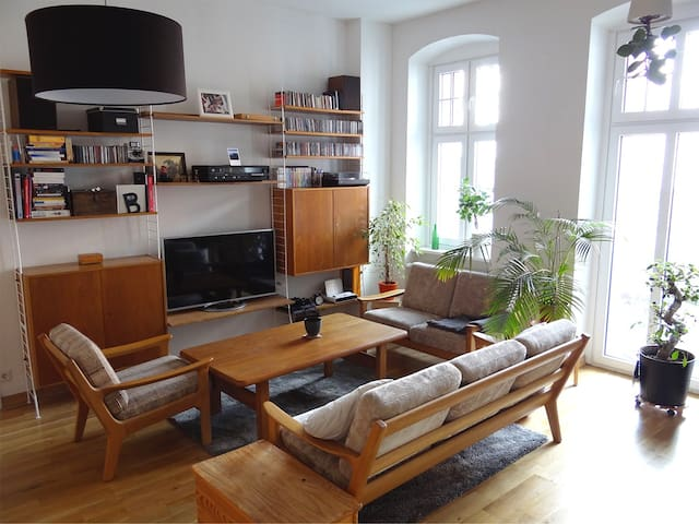 Cozy Apartment for 2 - Berlin - Lägenhet