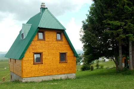 Family Farm Apartments, Durmitor - Virak - Hus