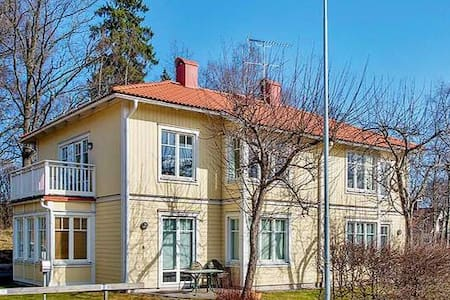 With close proximity to both nature and city - Täby