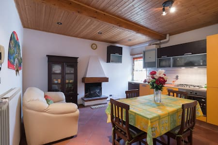 RAINBOW COUNTRY SIDE LODGE CAMPAGNA FIORENTINA - Figline e Incisa Valdarno - Appartamento