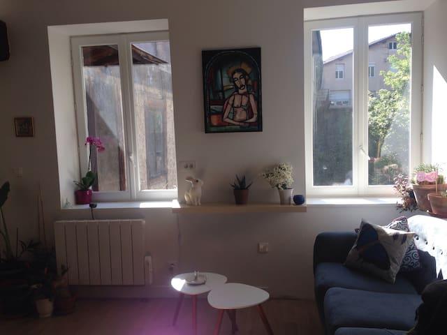 Appartement Cosy. Vienne centre. Au Calme - Vienne - Lakás