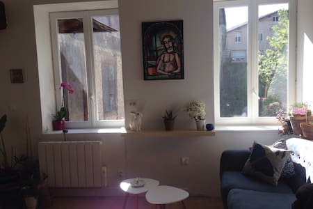 Appartement Cosy Vienne centre au Calme (Rawfood) - ウイーン