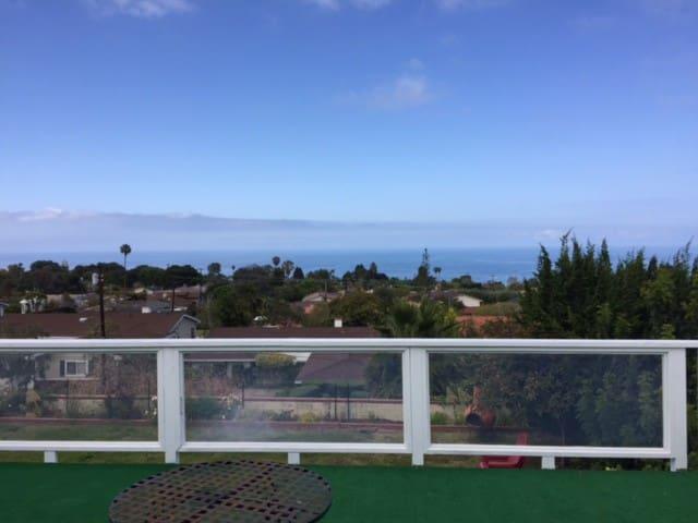 Family House with Ocean Views! - Rancho Palos Verdes - House