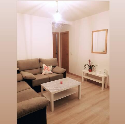 Apartamento centrico en Santiago.