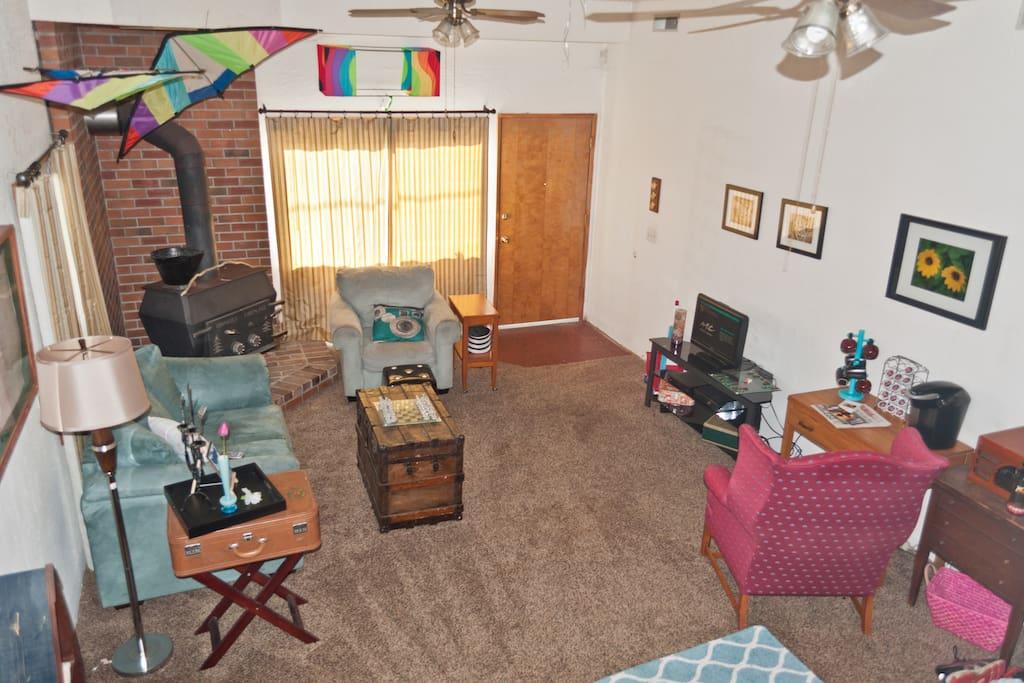 Guest Living room