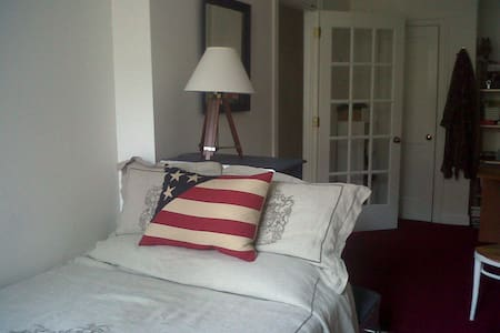Luminous and spacious bedroom UES