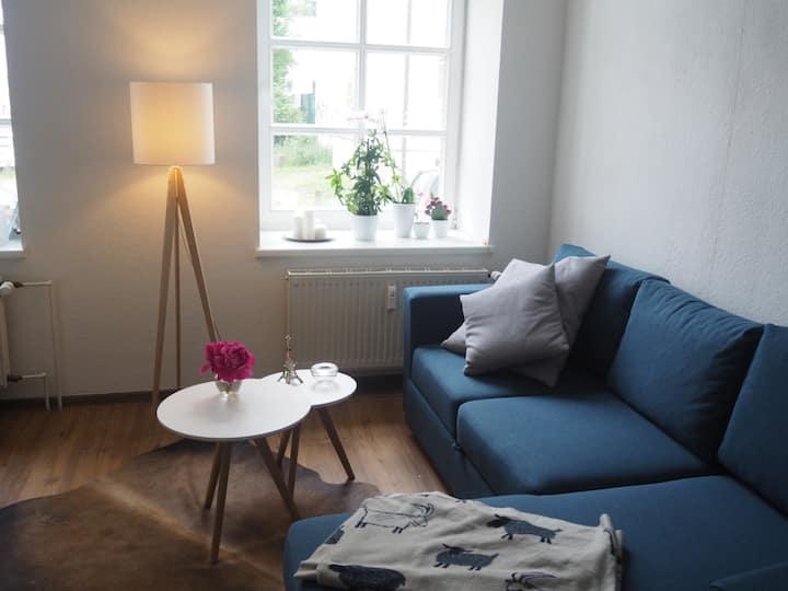 2-Raum-Wohnung in der Altstadt