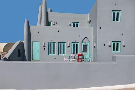 The Grey Villa - Thira - Wohnung