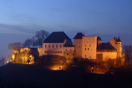 Lodging in the heart of Lenzburg - Lenzburg - 公寓