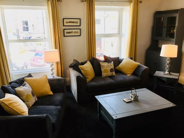 Centrally located accommodation in Hawes