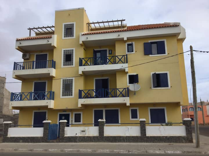 Two bedroom apartment for holiday let in Sal