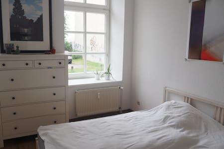 Zimmer in Altstadtwohnung - Rostock - Apartment