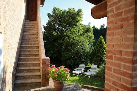 """Il Nespolino"" Tuscan Country House - Siena - Apartment"