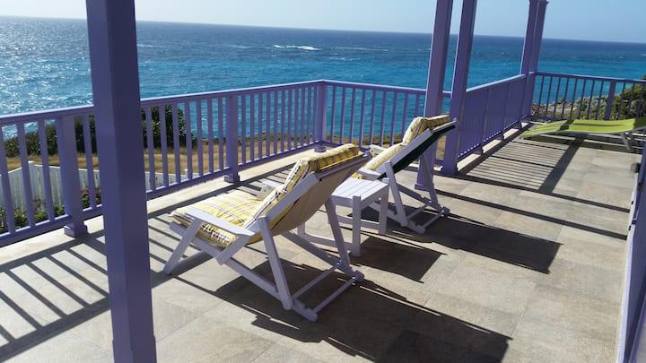 Cliff Edge Villa - Peace of Sea