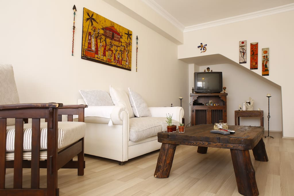 Fethiye central bright comfortable appartamenti in for Nuovi piani casa duplex