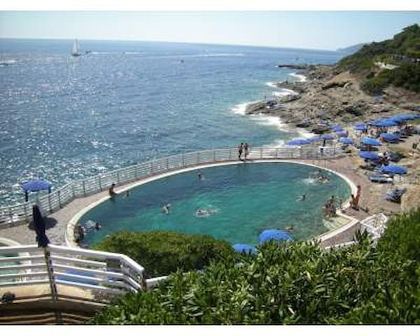 Appartamento Isola d'Elba Capo d'Arco - Capo D'arco - Appartement