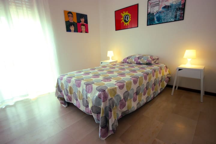 Brit Room, B&B The Bright House - Porto Torres - Bed & Breakfast