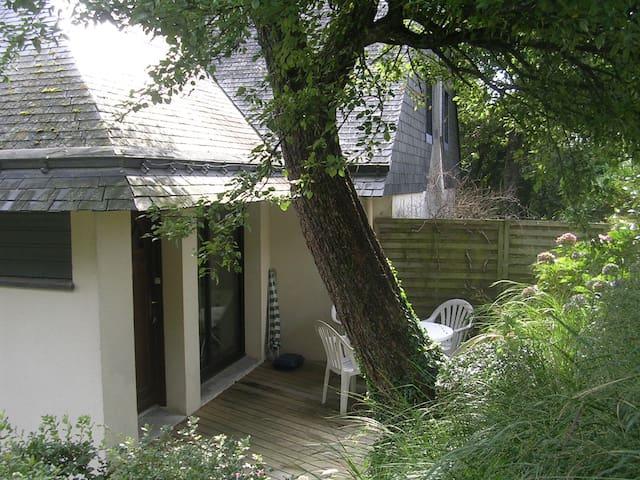 Appart rez de jardin Golfe Morbihan - Arradon - Apartamento