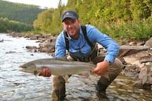 Local salmon
