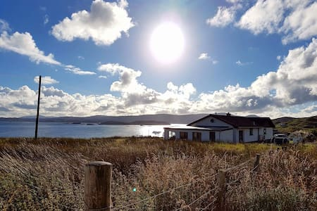 Kyles Scalpay, Harris  Self catering apartment