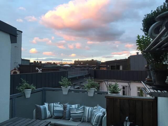 Great Penthouse Malmö City - Malmö - Loft