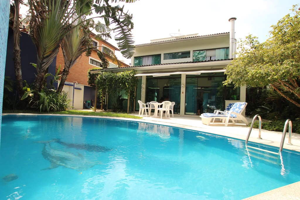 Bella casa on the beach appartements en r sidence - Residence consolacao sao paulo au bresil ...