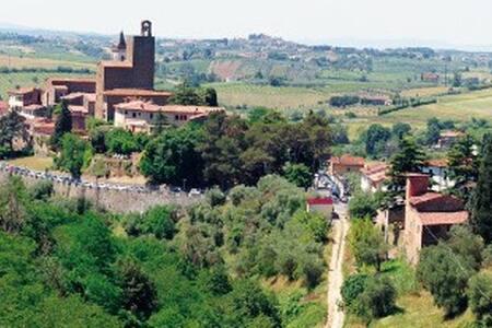 Villa in collina toscana - Vinci - Villa