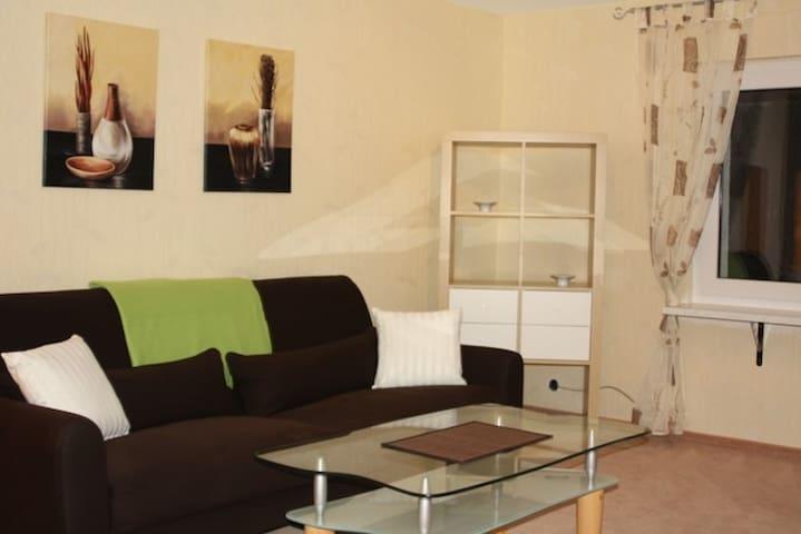 Moderne 95 qm Wohnung mit Terrasse - 沃爾夫斯堡