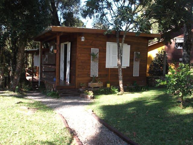 Cabana estilo campo 2