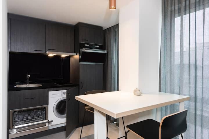 Adina Apartment Hotel Leipzig - One Bedroom Apartment