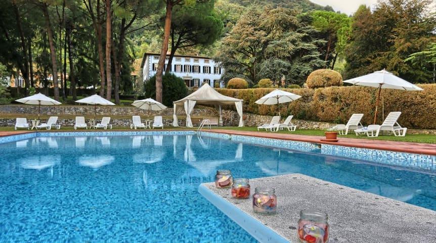 Relais Villa Montecatini - Dimora Storica